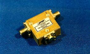 New Reduced-Size Broadband Isolator